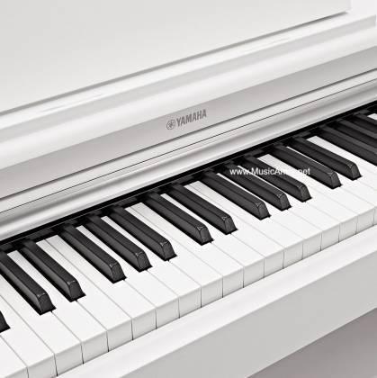 สีขาว yamaha ydp 164 เปียโนไฟฟ้า ขายราคาพิเศษ