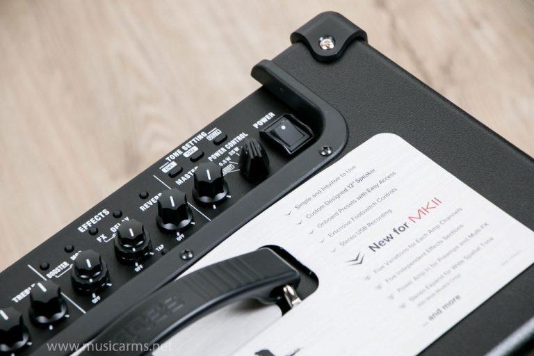 ปุ่มคอนโทรล Boss Katana 50 MkII ขายราคาพิเศษ