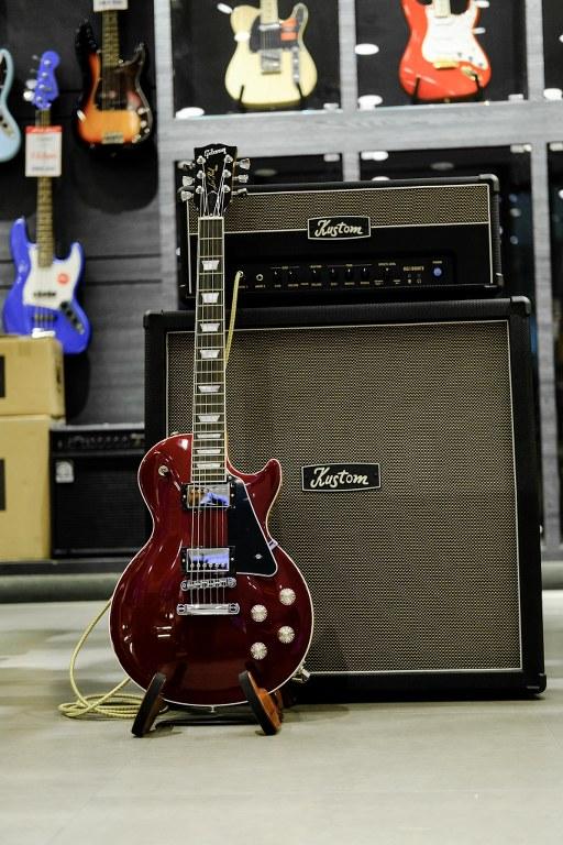 Showcase Gibson Les Paul Modern