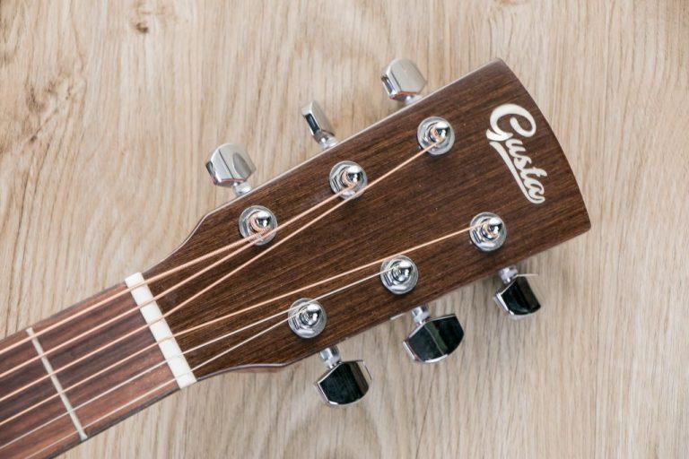 Gusta GDX110C-N guitar ขายราคาพิเศษ