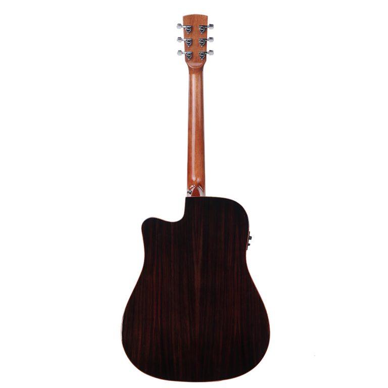 Gusta-GDX130C-Guitar full back body ขายราคาพิเศษ