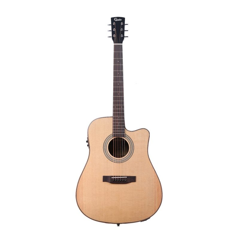 Gusta-GDX130C-Guitar fuul font body ขายราคาพิเศษ