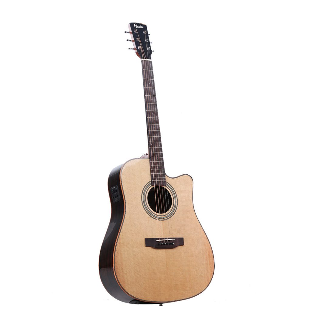 -Gusta-GDX130C-N-guitar- Body