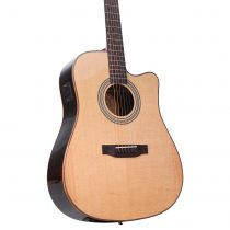 Gusta-GDX130C-Guitar fuul font body