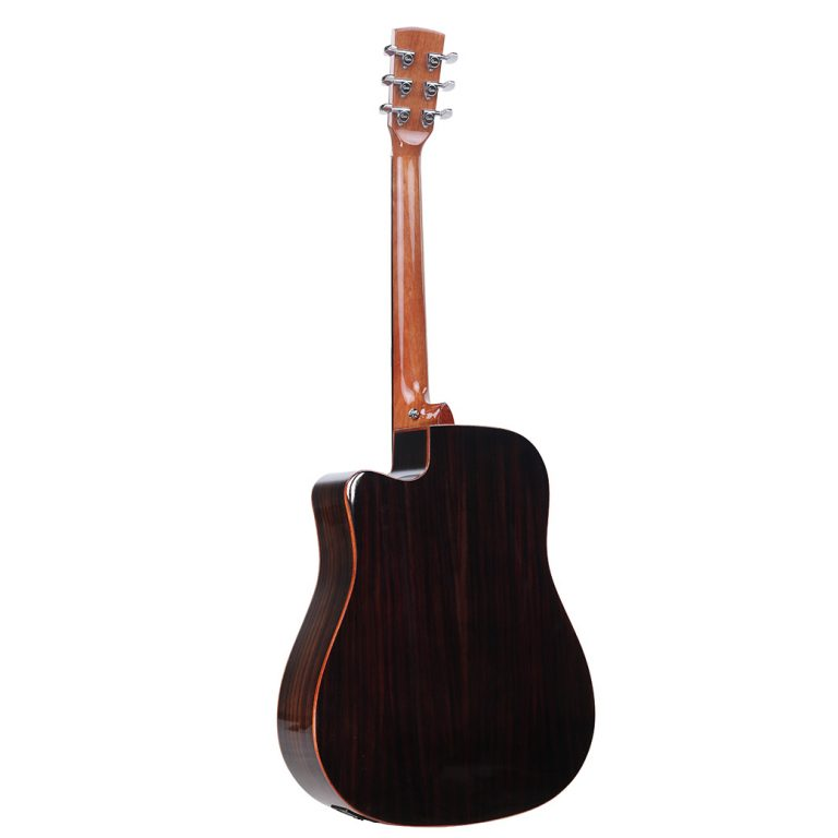 -Gusta-GDX130C-guitar- Body ขายราคาพิเศษ