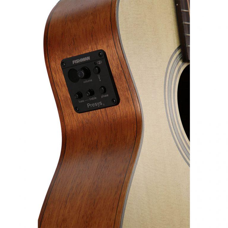 Gusta GMX110-MN ภาคไฟฟ้า กีต้าร์ ขายราคาพิเศษ