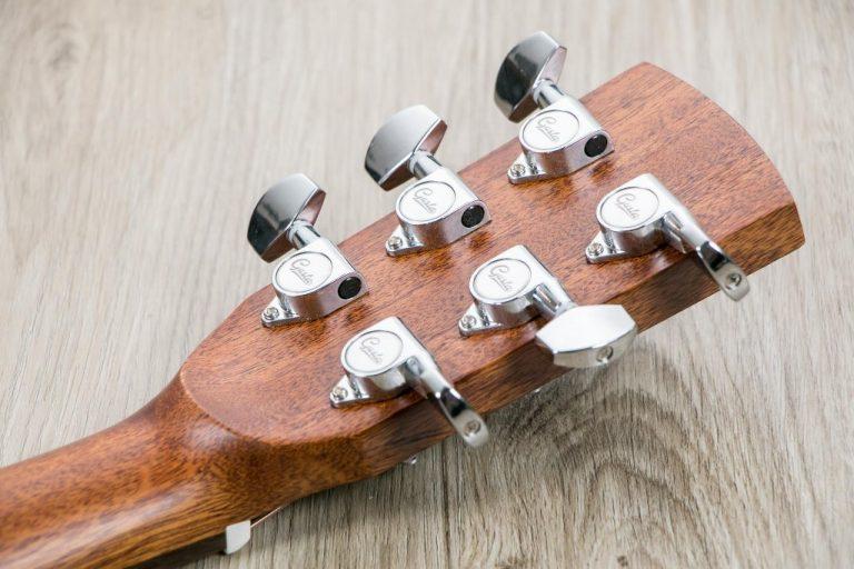 Gusta GMX130-MN guitar ขายราคาพิเศษ