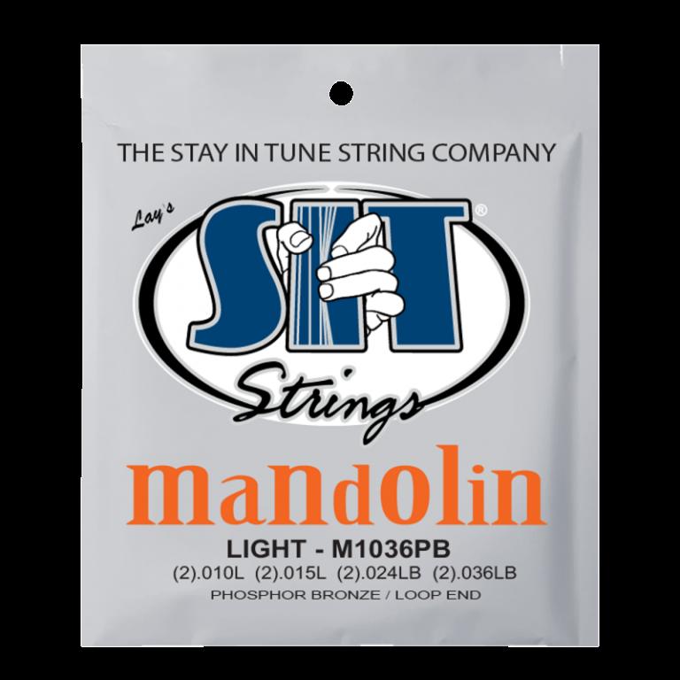 SIT M1036PB Phospor Bronze Mandolin String ขายราคาพิเศษ