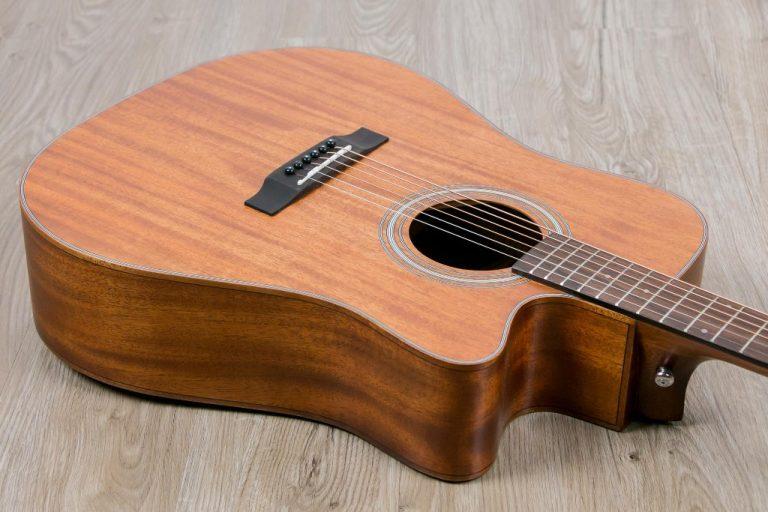 guitar Gusta GDX120C-MN ขายราคาพิเศษ