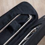 ทรอมโบน Mraching Trombone coleman standard trombone Silver หัวกระเป๋า ขายราคาพิเศษ