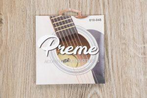 สายกีต้าร์โปร่ง Preme 010-048