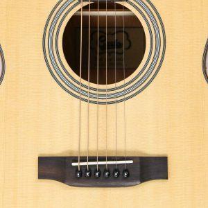 โปร่ง Gusta GS110-N sound