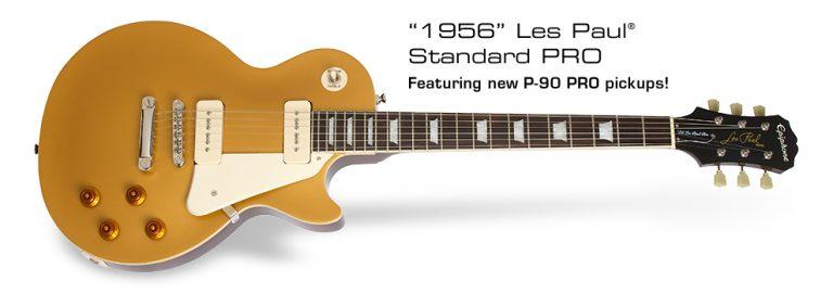 Epiphone 1956 Les Paul Standard PRO ขายราคาพิเศษ