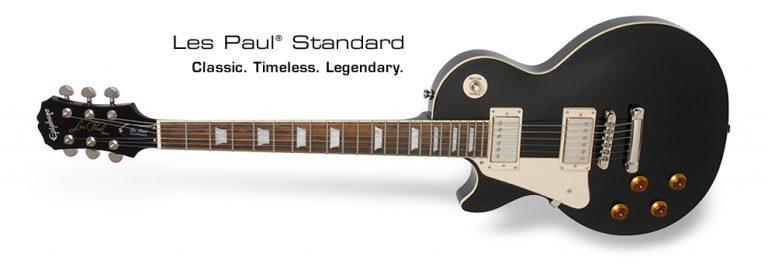 Epiphone Les Paul Standard Left Hand ขายราคาพิเศษ
