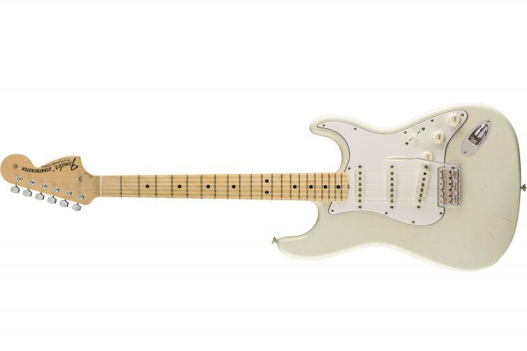 Fender Limited Edition Jimi Hendrix Stratocaster ขายราคาพิเศษ