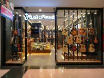 ร้าน Music Arms สาขาเดอะมอลล์ โคราช ชั้น 2