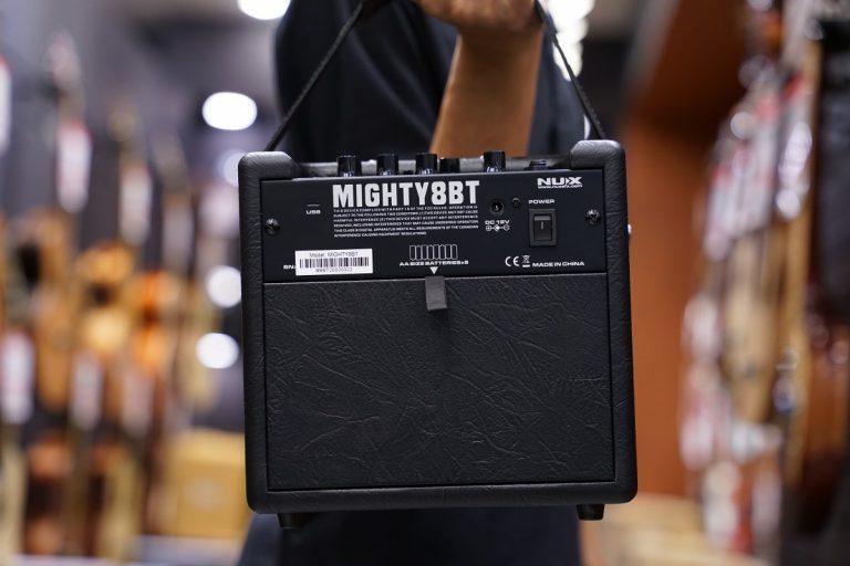 Nux Mighty 8 BT ด้านหลัง ขายราคาพิเศษ