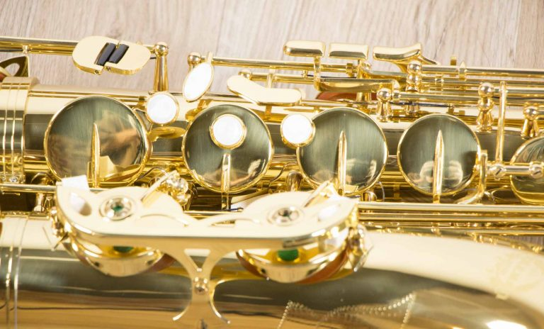 Saxophone Tenor Coleman Standard GOLD ขายราคาพิเศษ