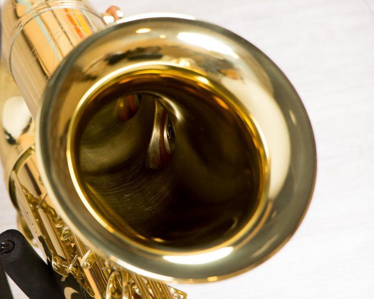 Saxophone Tenor Coleman Standard GOLD Bell. ขายราคาพิเศษ