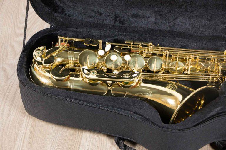 Saxophone Tenor Coleman Standard GOLD box. ขายราคาพิเศษ
