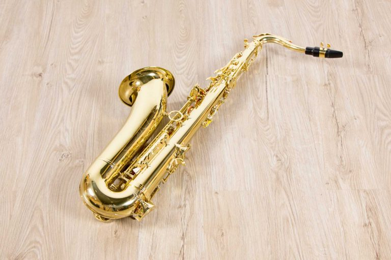 Saxophone Tenor Coleman Standard GOLD full body ขายราคาพิเศษ