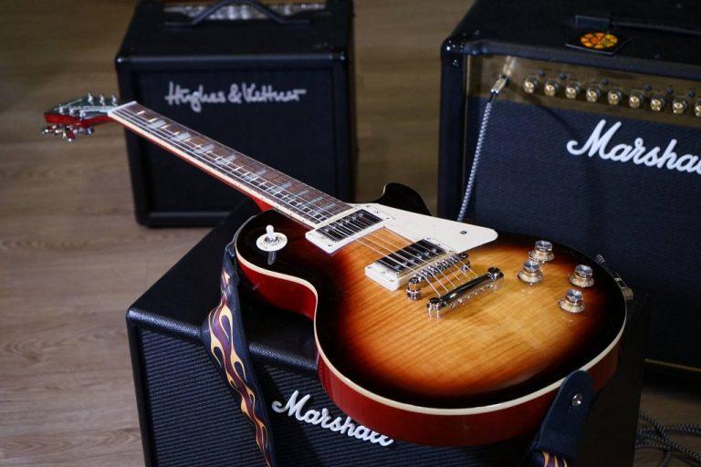 Showcase Epiphone Les Paul Standard '60s Electric Guitar