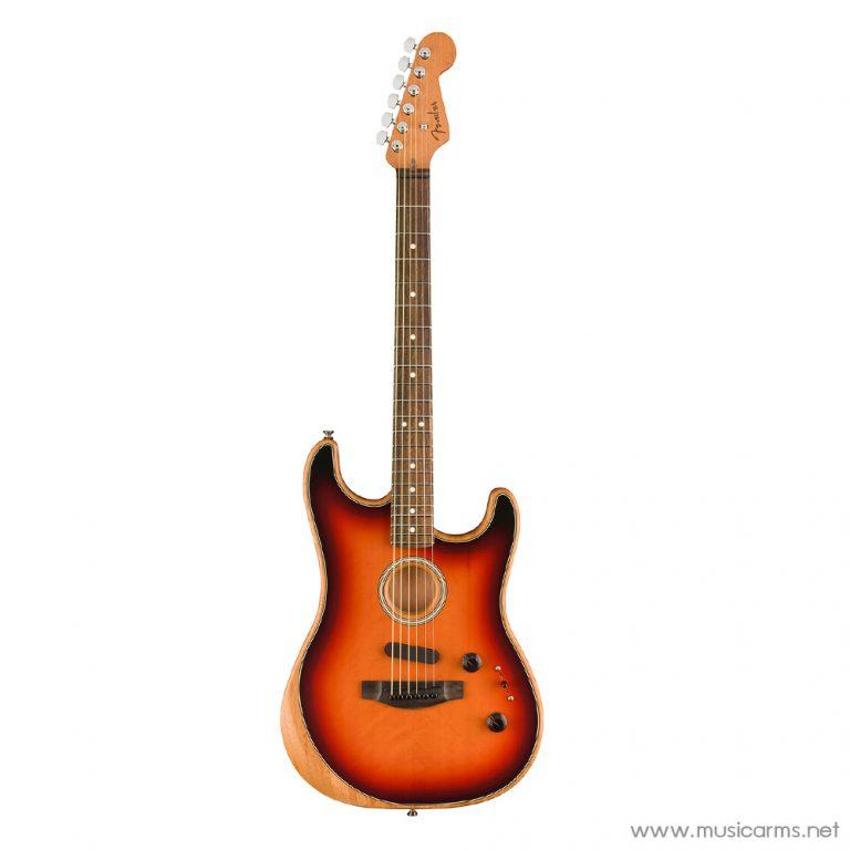 American Acoustasonic Stratocaster ขายราคาพิเศษ