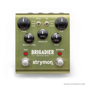 Face cover Strymon-Brigadier-dBucket-Delay