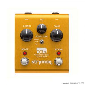 Face cover Strymon-OB.1-Optical-Compressor-_-Clean-Boost