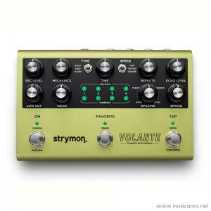 Face cover Strymon-Volante-Magnetic-Echo-Machine
