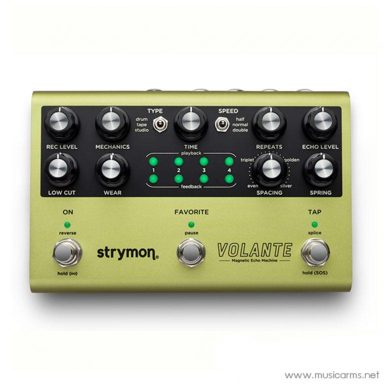 Face cover Strymon-Volante-Magnetic-Echo-Machine ขายราคาพิเศษ
