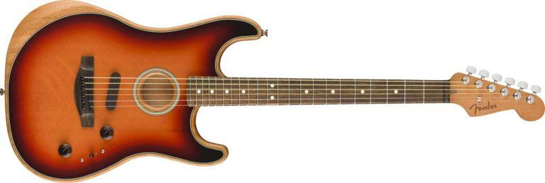 Fender American Acoustasonic Stratocaster ขายราคาพิเศษ
