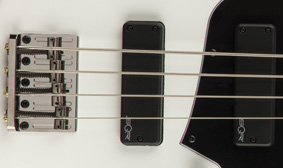 Squier Contemporary Active Jazz Bass HHคอย