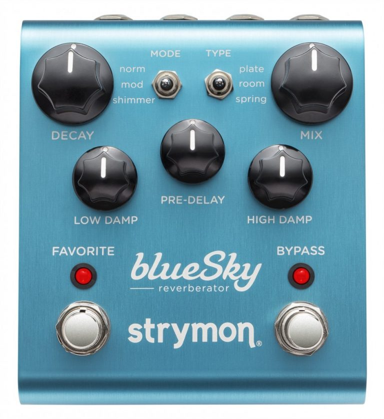 Strymon BlueSky ขายราคาพิเศษ