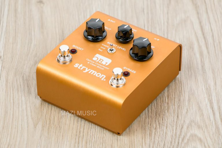 Strymon-OB.1-Optical-Compressor-Clean-Boost. ขายราคาพิเศษ