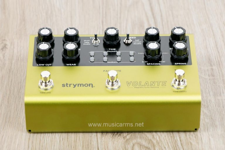 Strymon Volante Magnetic Echo Machine ขายราคาพิเศษ