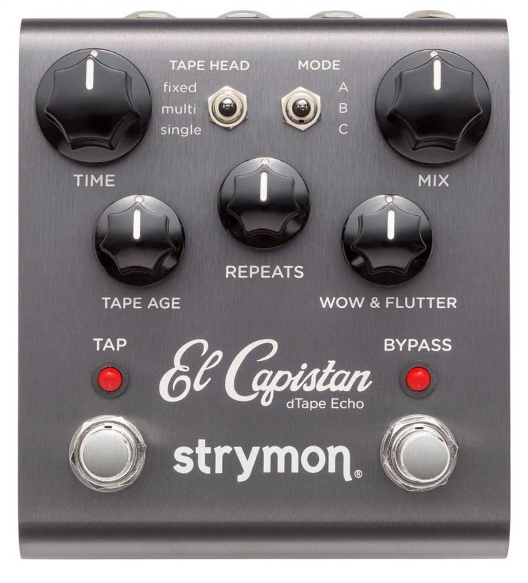 Strymon El Capistan ขายราคาพิเศษ