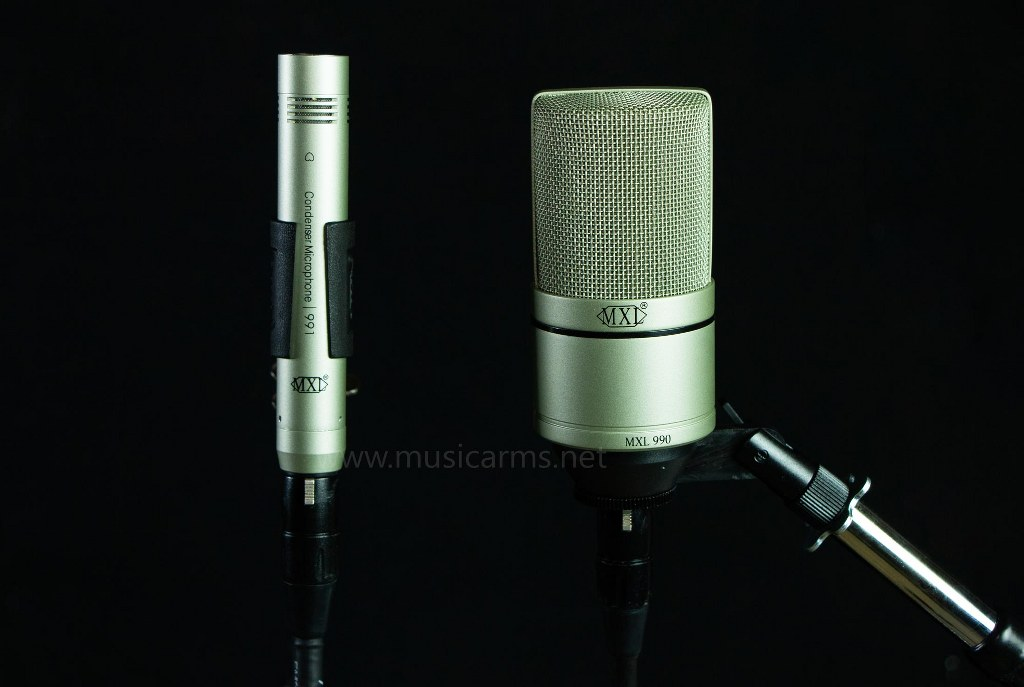 ไมค์ MXL 990,991 Recording