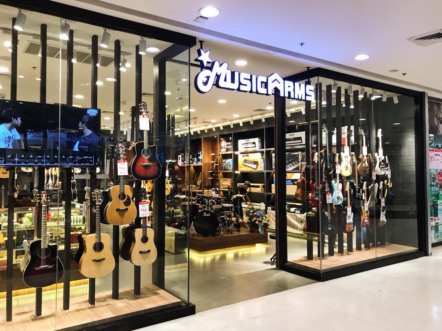 ร้านเครื่องดนตรีบางแค