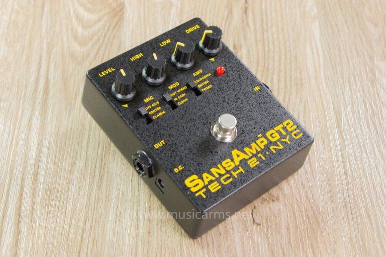 เอฟเฟค Tech 21 Sansamp GT2 ขายราคาพิเศษ