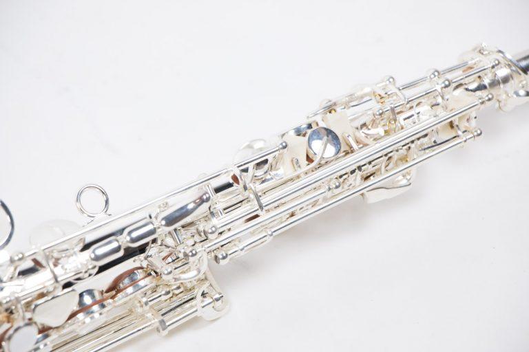 แซคโซโฟน Saxophone Soprano Coleman Standard Silver บอดี้เต็มตัว ขายราคาพิเศษ