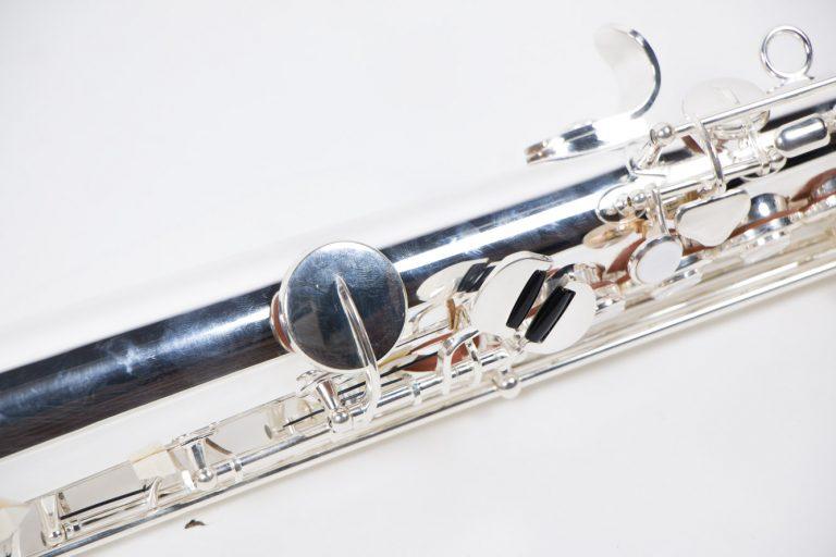 แซคโซโฟน Saxophone Soprano Coleman Standard Silver บอดี้ คีย์ ขายราคาพิเศษ