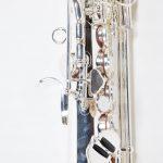 แซคโซโฟน Saxophone Soprano Coleman Standard Silver คีย์ด้านข้าง ขายราคาพิเศษ