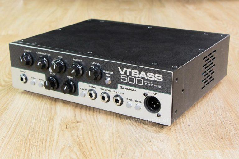 แอมป์ Tech 21 VT Bass-500 ขายราคาพิเศษ