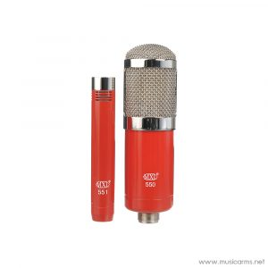 Face cover MXL-550-551R-Recording-Microphones