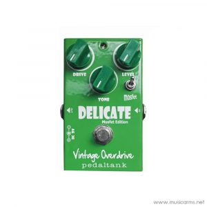 Face cover PedalTank-Delicate-Vintage-Overdrive
