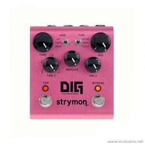 Face cover Strymon-DIG-Dual-Digital-Delay