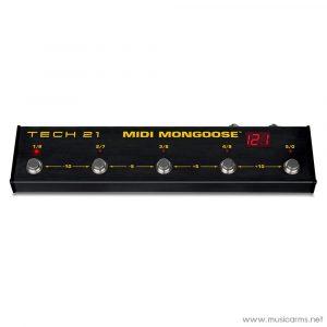 Face cover Tech-21-SansAmp-MIDI-Mongoose