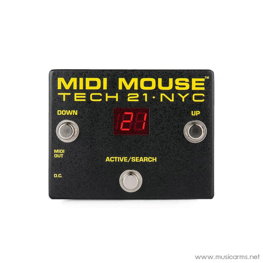 Face cover Tech-21-SansAmp-MIDI-Mouse