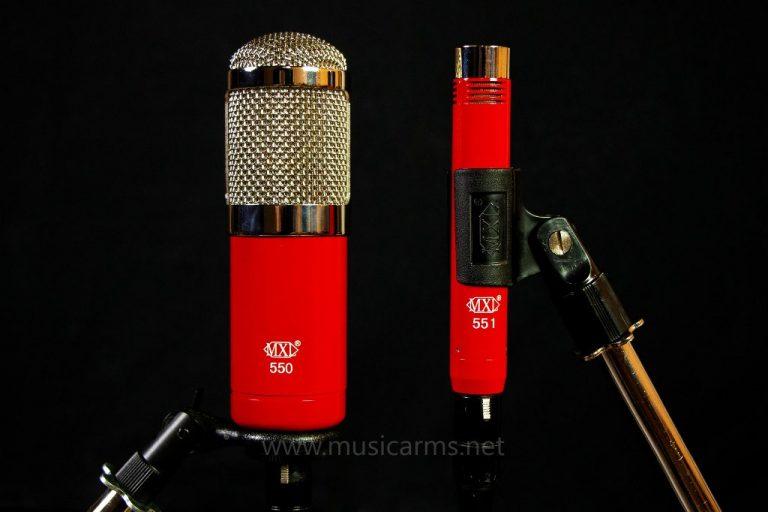 MXL 550,551 microphone ขายราคาพิเศษ
